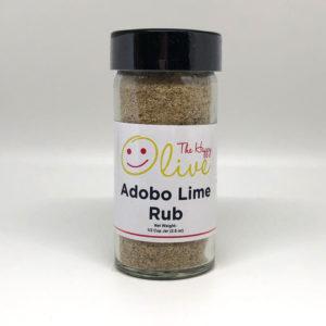 Adobo Lime Rub