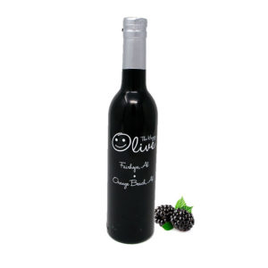Blackberry Ginger Balsamic - The Happy Olive