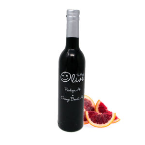 Blood Orange Balsamic - The Happy Olive