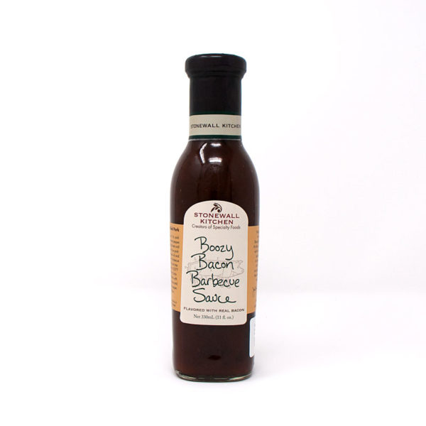 Boozy Bacon Barbecue Sauce - The Happy Olive