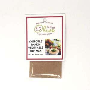 Chipotle Ranch Vegetable Dip Mix