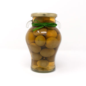 Whole Queen Olives - The Happy Olive