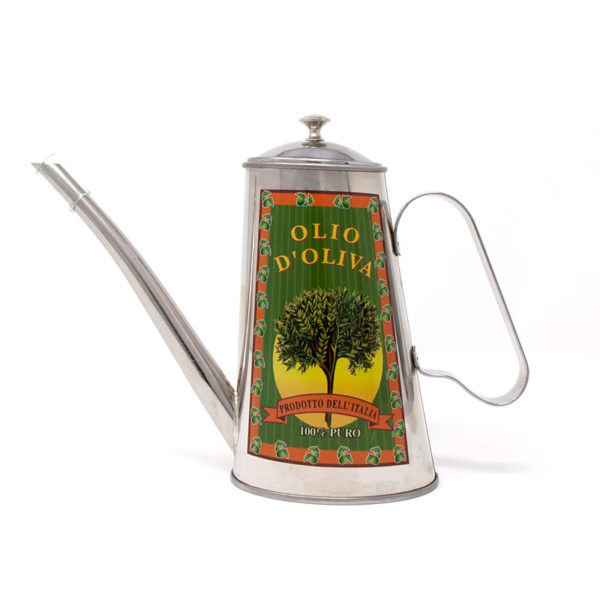 Italian Oil Can - The Happy Olive