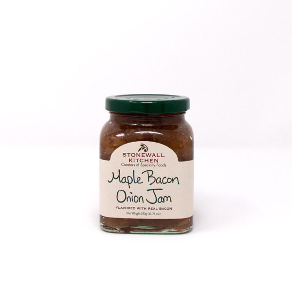 Maple Bacon Onion Jam - The Happy Olive