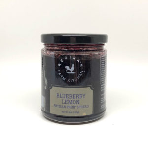 Blueberry Lemon Fruit Spread