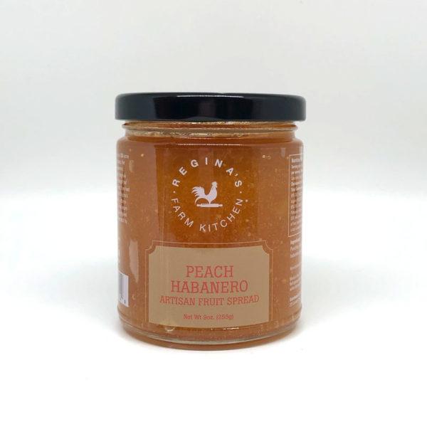 Peach Habanero Fruit Spread