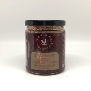 Strawberry Smoked Chipotle Pepper Fruit Spread