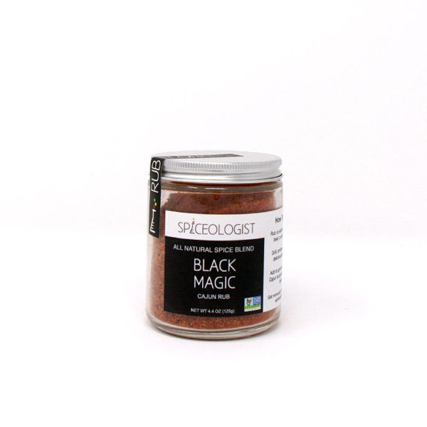 Black Magic Rub - The Happy Olive