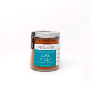 Black & Bleu Rub - Happy Olive
