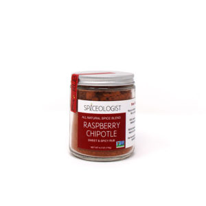 Raspberry Chipotle Rub - The Happy Olive