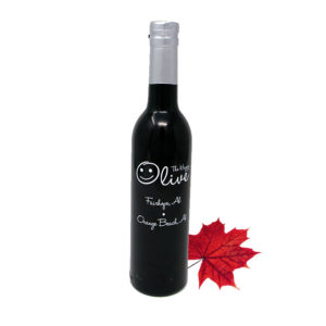 Vermont Maple Balsamic - The Happy Olive