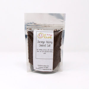 Durango Hickory Smoked Salt - The Happy Olive