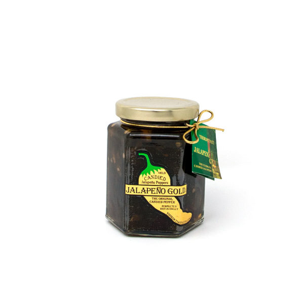 Jalapeno Gold - The Happy Olive