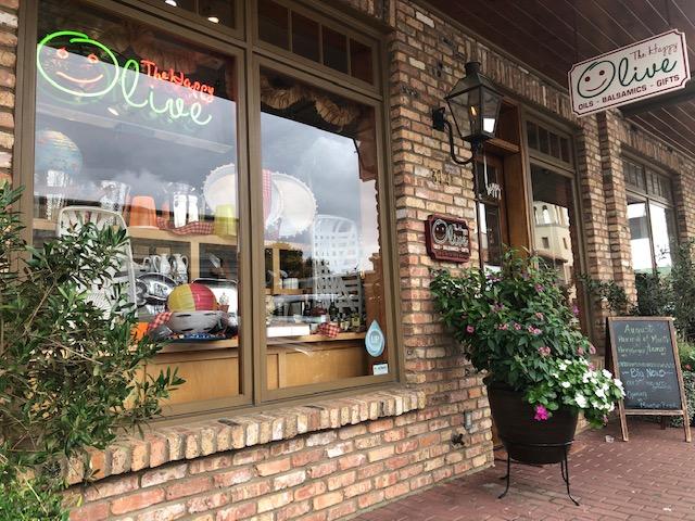 The Happy Olive Fairhope, Alabama